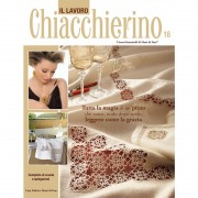 Mani di Fata Magazine - Italian Tatting Lace n.16