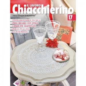 Revista Mani di Fata - Encaje Frivolité n.17