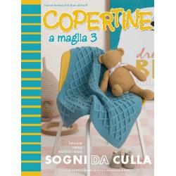 Rivista Mani di Fata - Copertine a Maglia n. 3