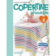 Revista Mani di Fata - Mantas para Bebé en Ganchillo 2