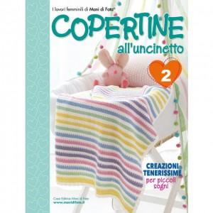 Mani di Fata Magazine - Crocheted Blankets 2