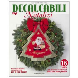 Hand Embroidery Designs - Christmas Patterns n. 242