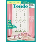 Hand Embroidery Designs - Curtains n. 254