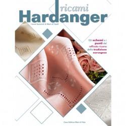 Revista Mani di Fata - Bordado Hardanger