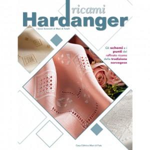 Rivista Mani di Fata - Ricami Hardanger