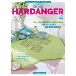 Rivista Mani di Fata - Hardanger Embroidery 4
