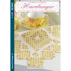Embroidery Magazine - Hardanger