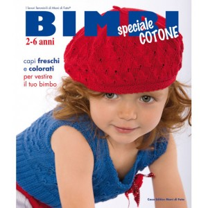 Mani di Fata Magazine - Children Clothes Special Cotton