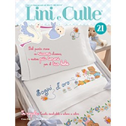Mani di Fata Magazine - Linen and Cradles n.21