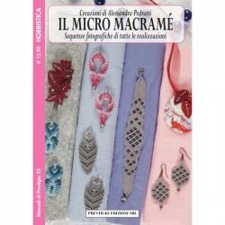Micro Macramé 3 - Creazioni di Alessandra Pedrotti