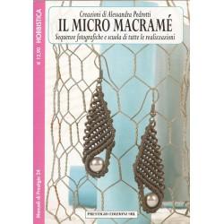 Micro Macramé - Creazioni di Alessandra Pedrotti