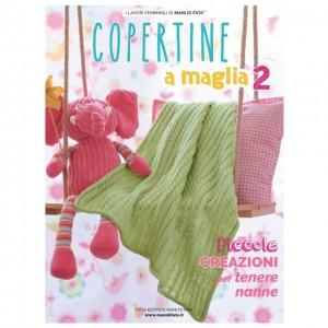 Rivista Mani di Fata - Knitting Baby Blankets 2