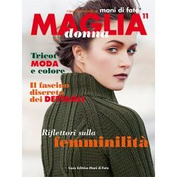 Rivista Mani di Fata - Speciale Maglia Donna n.11