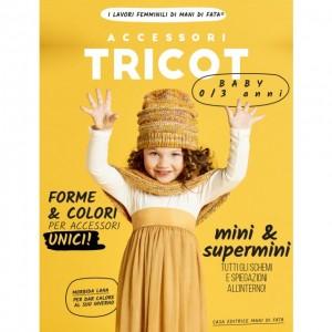 Mani di Fata Magazine - Tricot Accessories for Baby