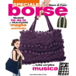 Mani di Fata Magazine - Crochet Bags