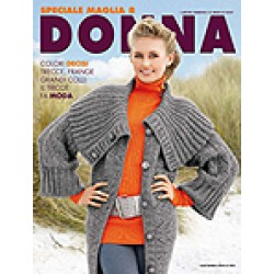 Mani di Fata Magazine - Knitting for Women n. 8