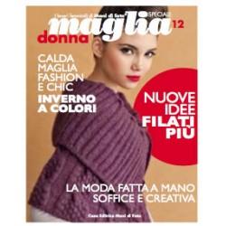 Revista Mani di Fata - Especial Labores a Malla para Mujer 12