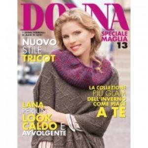 Revista Mani di Fata - Especial Labores a Malla para Mujer 13