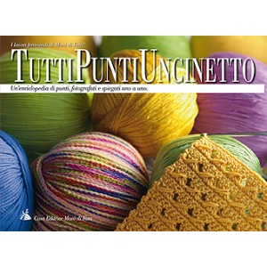 Mani di Fata Magazine - All Crochet Stitches