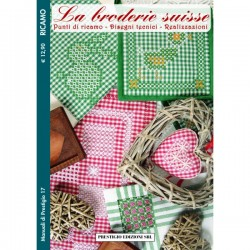 Embroidery Magazine - Gingham Checked 2
