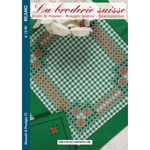 Revista Bordado Suizo - Broderie Suisse 3