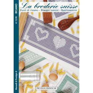 Revista Bordado Suizo - Broderie Suisse