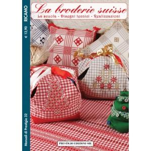 Revista Bordado Suizo - Broderie Suisse 5