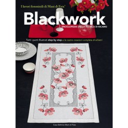 Revista Mani di Fata - Blackwork