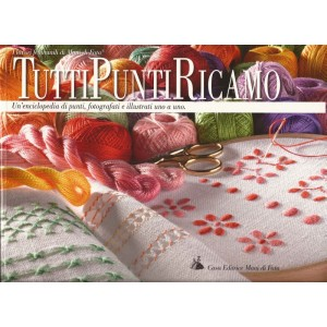 Mani di Fata Magazine - All Embroidery Stitches