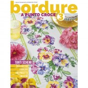Mani di Fata Magazine - Cross Stitch Borders 3