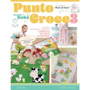 Mani di Fata Magazine - Cross Stitch for Baby n. 3