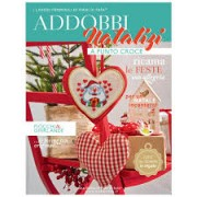 Mani di Fata Magazine - Christmas Cross Stitch Decorations