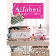 Mani di Fata Magazine - Cross Stitch Alphabets