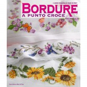 Mani di Fata Magazine - Cross Stitch Borders