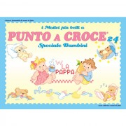 The Most Beautiful Cross Stitch Motifs 24 - Special for Children