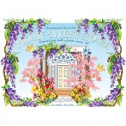 The Most Beautiful Cross Stitch Motifs 28 - Home Sweet Home