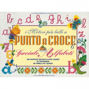 The Most Beautiful Cross Stitch Motifs 6 - Special Alphabets