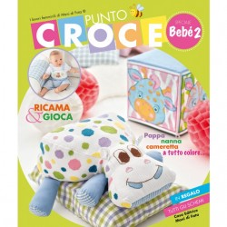 Mani di Fata Magazine - Cross Stitch for Baby n. 2