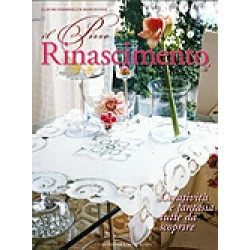Revista Mani di Fata - Encaje Renacimiento 2