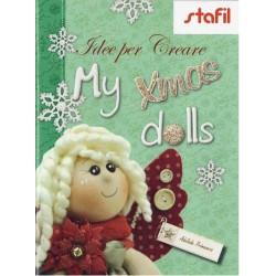 Ideas para Crear - Mis Muñecas de Navidad