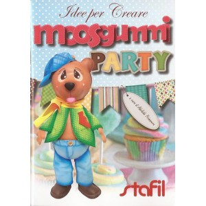 Idee per Creare - Moosgummi Party