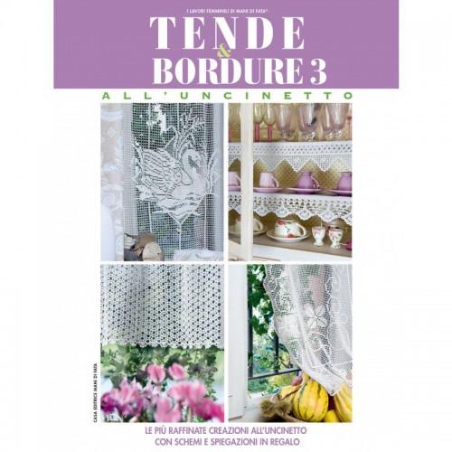 Mani di Fata Magazine - Crochet Curtains and Borders 3