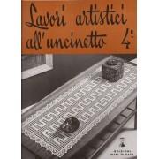 Rivista Mani di Fata - Lavori Artistici all'Uncinetto n. 4