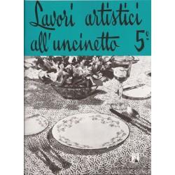 Rivista Mani di Fata - Lavori Artistici all'Uncinetto n. 5