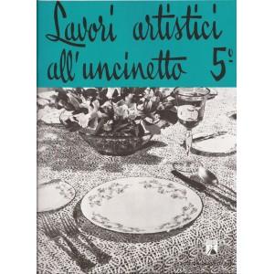 Mani di Fata Magazine - Crochet Artistic Works n. 5