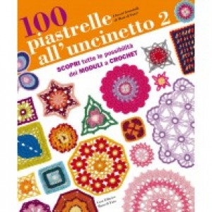 Mani di Fata Magazine - 100 Crochet Motifs 2