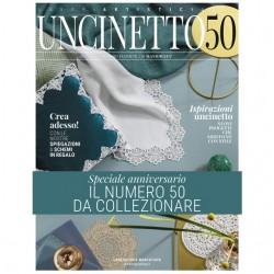 Rivista Mani di Fata - Lavori Artistici all'Uncinetto n. 50