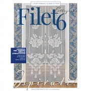 Mani di Fata Magazine - Filet Crochet 6