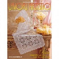 Mani di Fata Magazine - Crochet Artistic Works n. 38