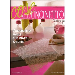 Revista Mani di Fata - Cosas de Ganchillo n. 2